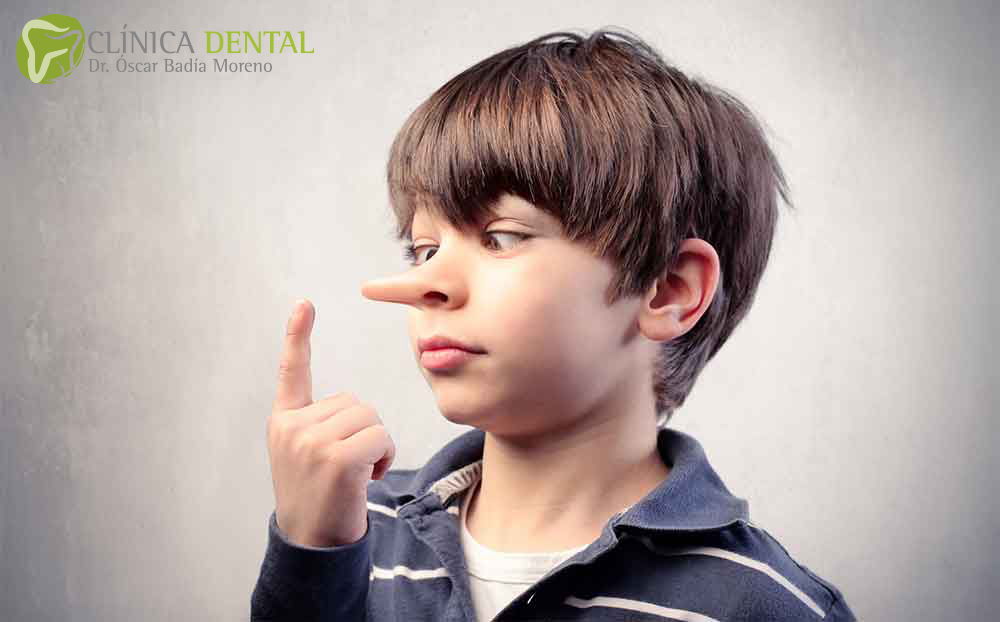 Las mentiras que le contamos a nuestro dentista